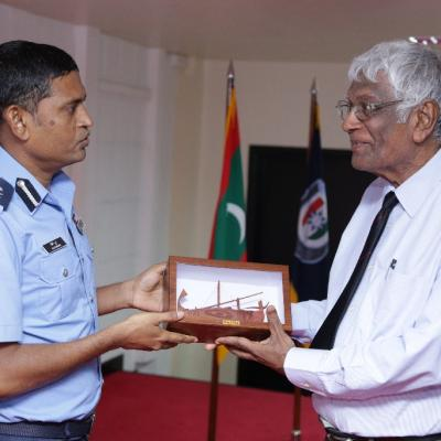 Maldivian Police Academy, Compassionate Communication for Effective Policing in September 2017-2019